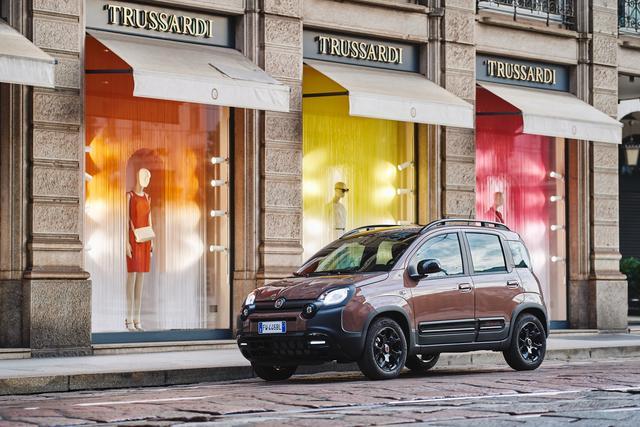 MOBIL AUTO TV – Fiat Panda Trussardi, prva luksuzna Panda