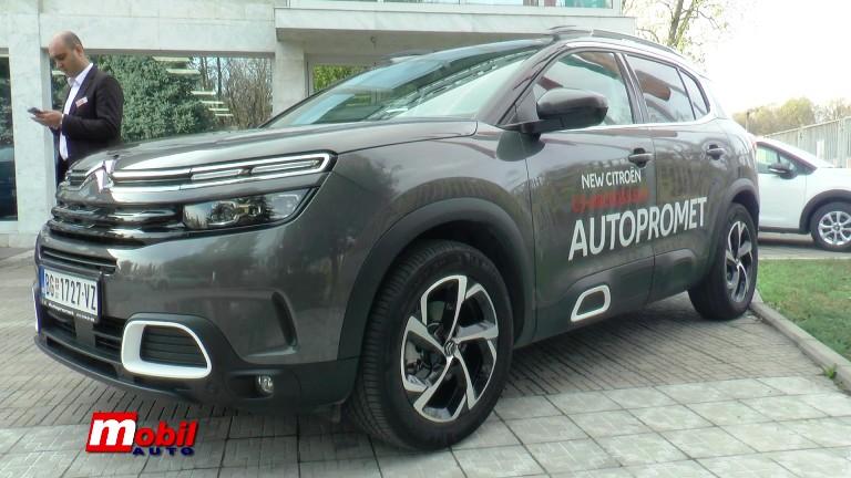 MOBIL AUTO TV – Autopromet – novi ovlašćeni distributer i serviser Citroën vozila