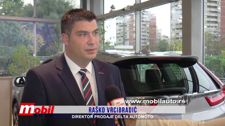 MOBIL AUTO TV – SPECIJALNA PONUDA ZA KUPOVINU NOVE HONDE CR-V