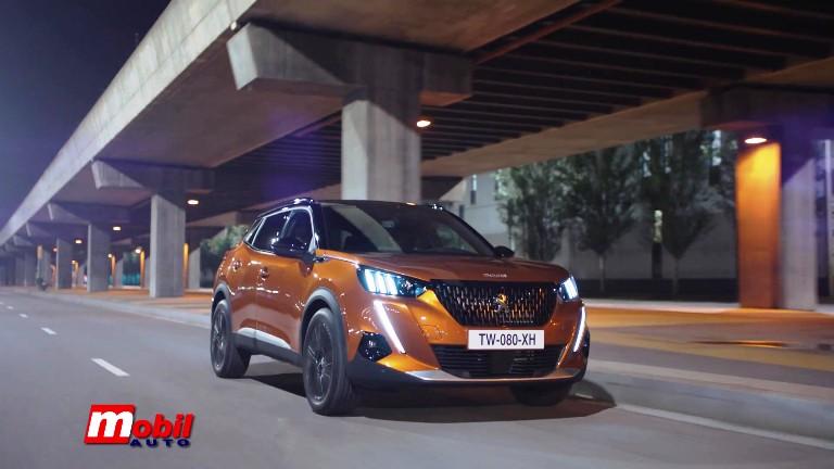 """MOBIL AUTO TV – Novi Peugeot 2008 osvojio prestižnu nagradu """"Auto Evropa 2021"""""""