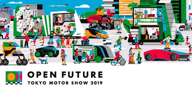 MOBIL AUTO TV – Tokio Motor Show 2019 – Subaru Levorg i Mitsubishi koncepti