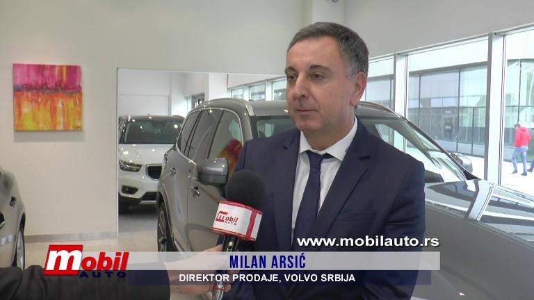 MOBIL AUTO TV – VOLVO CENTAR BEOGRAD – POSEBNA PONUDA