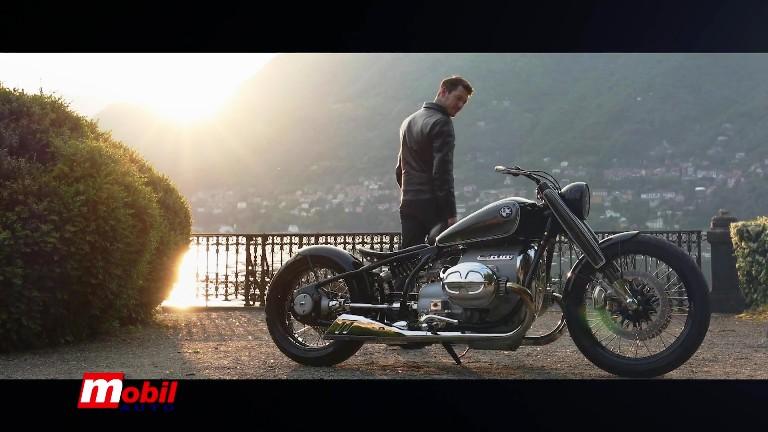 "MOBIL AUTO TV – BMW Motorrad predstavio novi ""Big boxer"" motor na konceptu nazvanom R18"