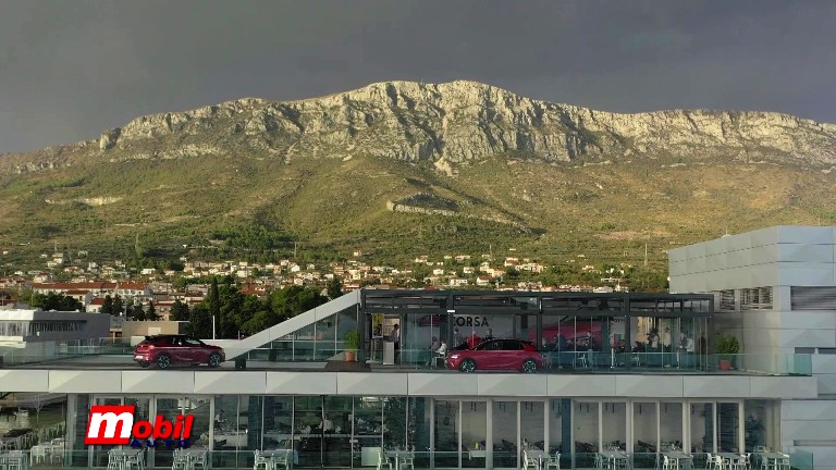 MOBIL AUTO TV – Međunarodna prezentacija i test vožnja šeste generacije Opelove Corse u Šibeniku