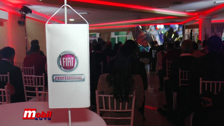 MOBIL AUTO TV – Fiat Professional program za laka komercijalna vozila