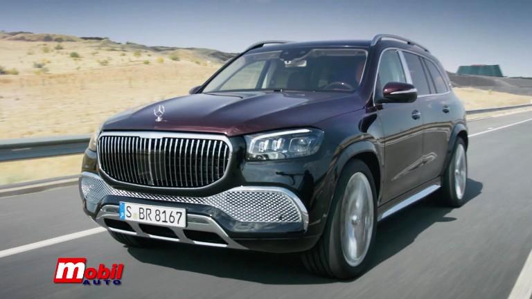 MOBIL AUTO TV – Novi Mercedes Maybach GLS – Novi oblik luksuza