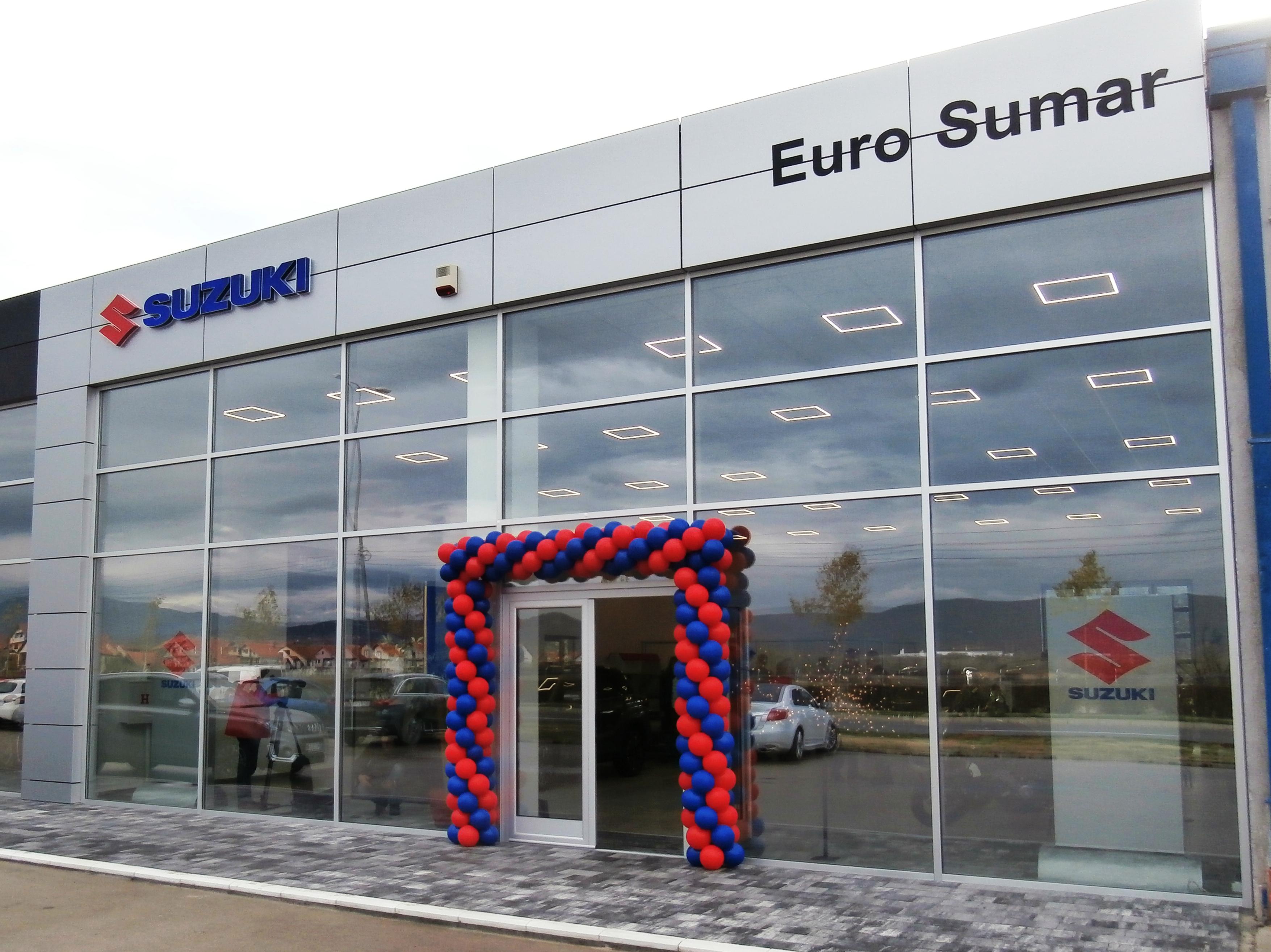 Euro Sumar – Suzuki automobili i motocikli ponovo u Nišu