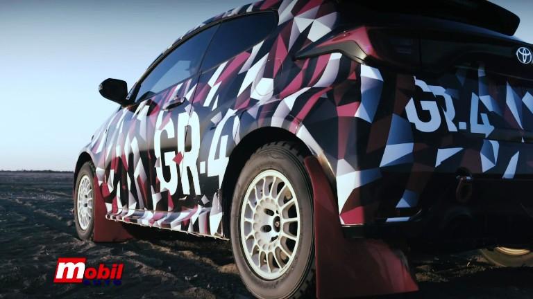 MOBIL AUTO TV – GAZOO GR Yaris -Toyota Gazoo Racing širi ponudu sportskih automobila