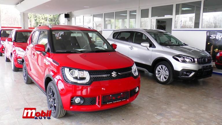 MOBIL AUTO TV – Euro Sumar – SUZUKI Blaga hibridna vozila – Ignis i Swift