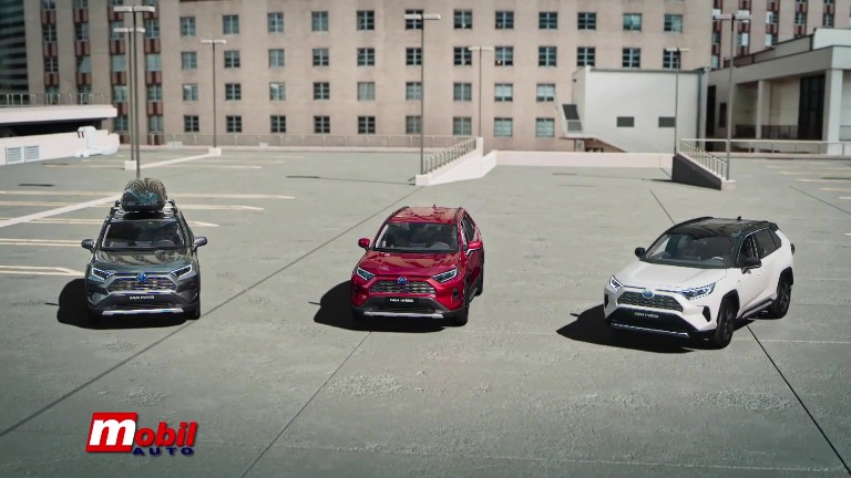 MOBIL AUTO TV TOYOTA Lider hibridne tehnologije