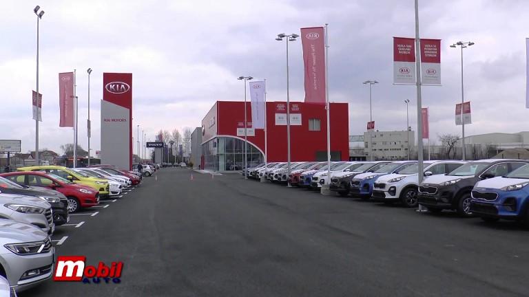 MOBIL AUTO TV –   Otvoren novi Kia centar Beograd