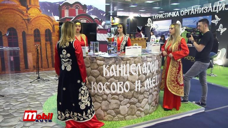 MOBIL AUTO TV – 42.Međunarodni sajam turizma –Kancelarija za KiM