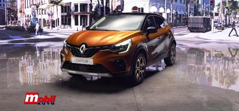 MOBIL AUTO TV – Vozili smo…Stari i novi Renault Captur