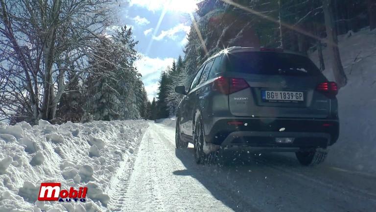 MOBIL AUTO TV – Vozili smo…Suzuki Vitara 1.4 BOOSTERJET u Elegance opremi