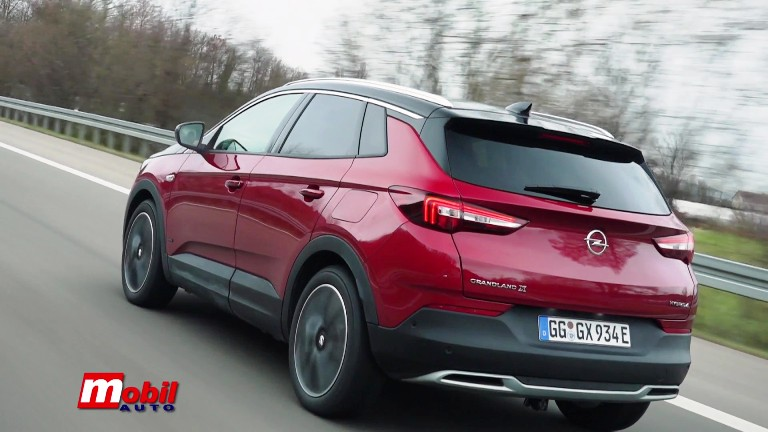 MOBIL AUTO TV – Opel predstavio novi Grandland X Hibrid 4