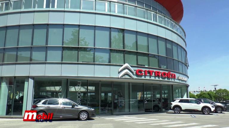 MOBIL AUTO TV – Avtonova Kab – CITROEN – Servis i prodajni salon