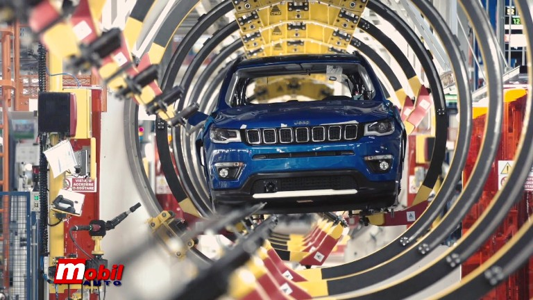 MOBIL AUTO TV – Video o dolasku novih Jeep Renegade i Compass 4XE modela