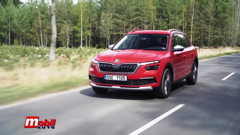 MOBIL AUTO TV – Nova Škoda Kamiq Scoutline