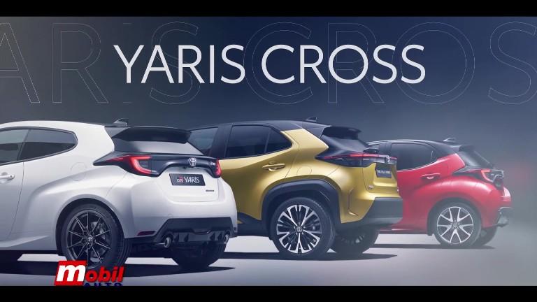 MOBIL AUTO TV – Svetska premijera novog Toyota Yaris Cross modela