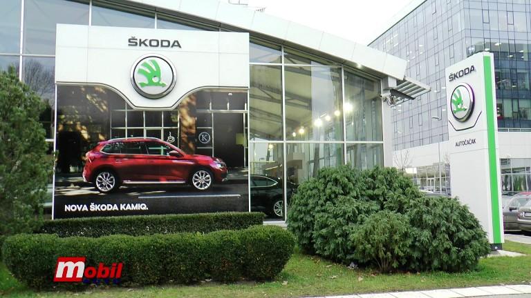 MOBIL AUTO TV – Auto Čačak – Akcije za Škoda vozila i online Car Configurator