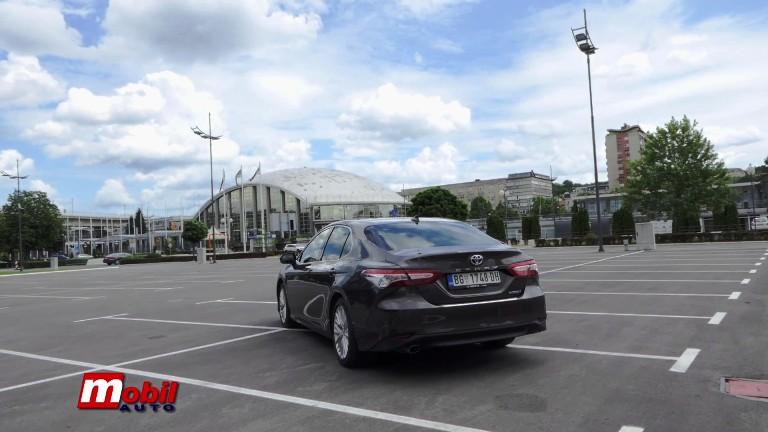 MOBIL AUTO TV – Vozili smo…TOYOTA CAMRY 2.5 Hybrid u Premium verziji sa 218 KS