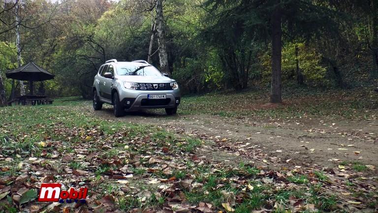 MOBIL AUTO TV –  HIT AUTO – Prodajno-servisna akcija za DACIA.  Vozili smo…Dacia Duster Techroad.