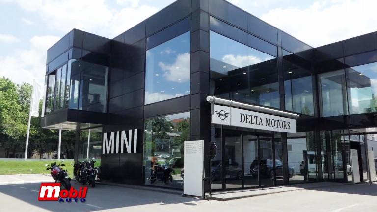 MOBIL AUTO TV – Delta Motors – AKCIJA – Najbolja ponuda modela marke MINI