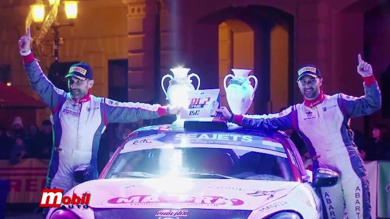 MOBIL AUTO TV – Abarth reli kup i  Evropski reli šampionat spremni da ponovo startuju