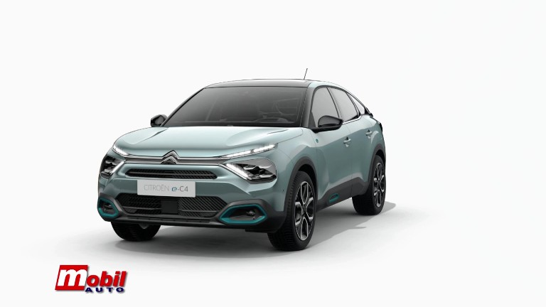 MOBIL AUTO TV – Citroen – Svetska premijera modela E C4