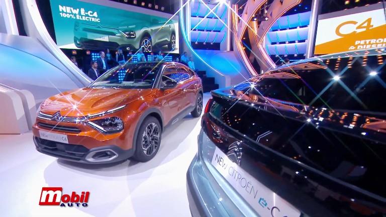 MOBIL AUTO TV  – Citroen – Akcije u kompaniji Avtonova Kab i svetska premijera modela E-C4