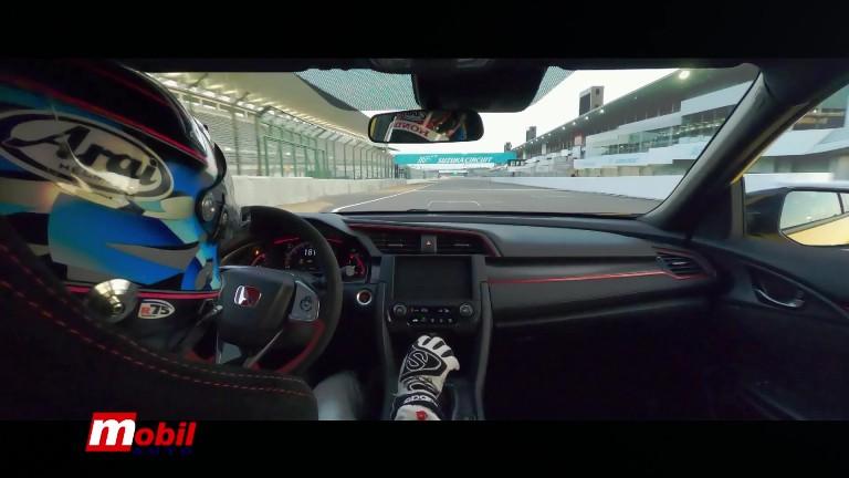 MOBIL AUTO TV – HONDA CIVIC Type R obara rekord na Suzuka stazi