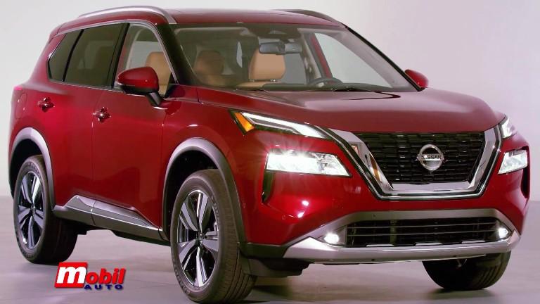MOBIL AUTO TV – Potpuno novi Nissan Rogue – Pravi porodični automobil