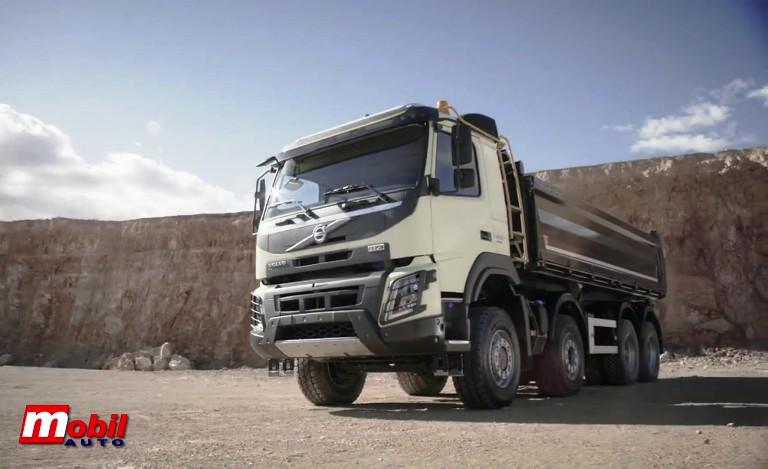 MOBIL AUTO TV  – Kamion Volvo FMX: Aktuelni model – Vrhunsko rukovanje u svim uslovima