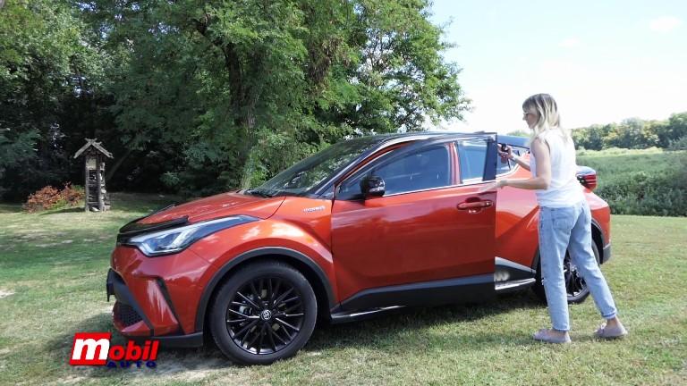 MOBIL AUTO TV – Toyota Srbija predstavila novi C-HR Hybrid