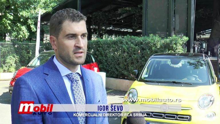 "MOBIL AUTO TV – FCA SRBIJA – ""FIAT RESTART"" AKCIJA"