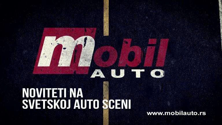MOBIL AUTO TV – Novi minivan – Honda Odyssey 2021 i Abarth 595 Scorpioneoro i Monster Energy Yamaha