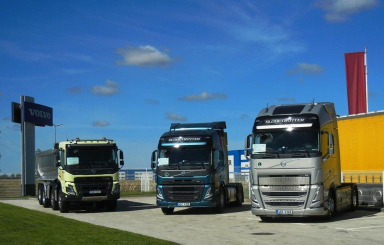 MOBIL AUTO TV – Nova generacija Volvo kamiona FH, FM i kipera FMX i u Srbiji