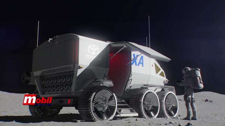 MOBIL AUTO TV – JAXA i Toyota – LUNAR CRUISER – SPECIJALNO VOZILO ZA ISTRAŽIVANJE MESECA