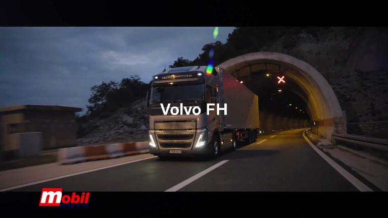 MOBIL AUTO TV – NOVI VOLVO KAMION FH