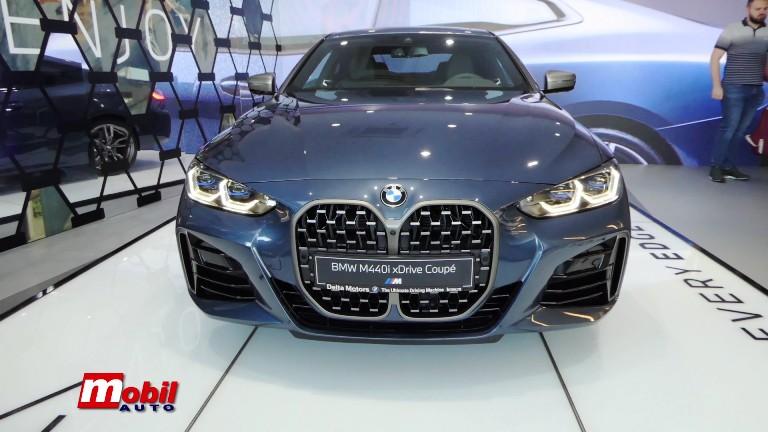 MOBIL AUTO TV – BMW Srbija premijerno predstavio BMW Serije 4 Coupe