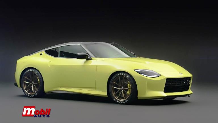 MOBIL AUTO TV – Novi Nissan Z Proto prototip