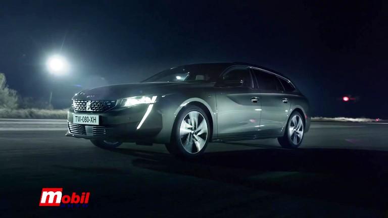 MOBIL AUTO TV – Novi Peugeot 508 PSE i 210 godina Peugeot brenda