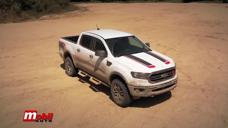 MOBIL AUTO TV – Novi Ford Ranger Tremor sa najboljim OFF road paketom opreme