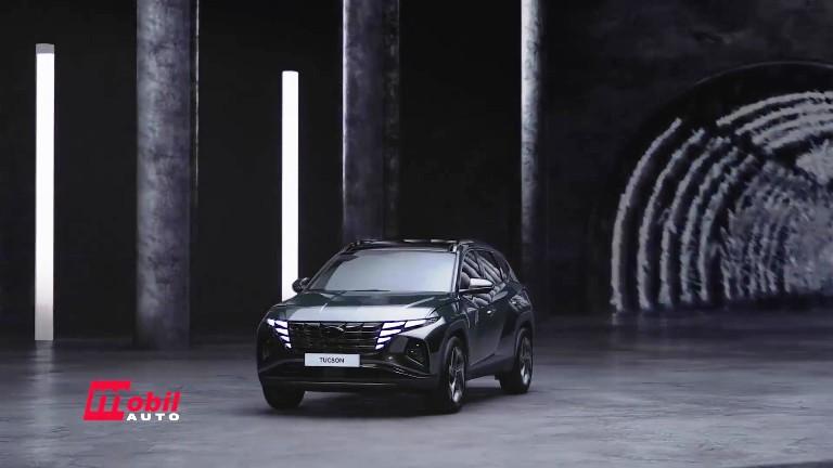 MOBIL AUTO TV – Novi Hyundai Tucson – Inovativne tehnologije i izvanredan dizajn