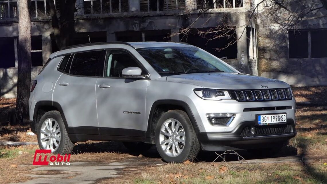 JEEP COMPASS 1.3 DDCT 150HP LIMITED – MOBILE AUTO TV